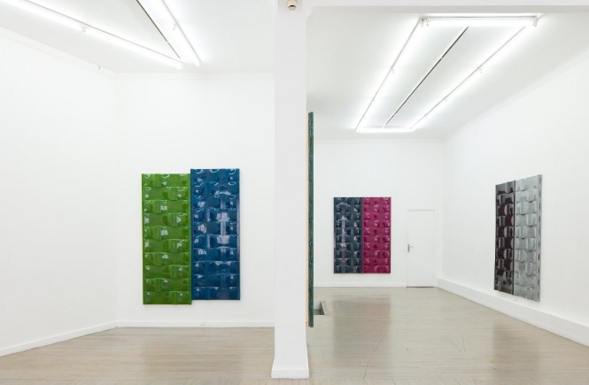 luxartcontemporary_Roland Quetsch  Bernard Ceysson Paris installation view