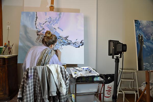 luxartcontemporary_Sandra_Lieners_Studio_1